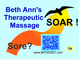 Beth Ann's Therapeutic Massage (BATM2001)